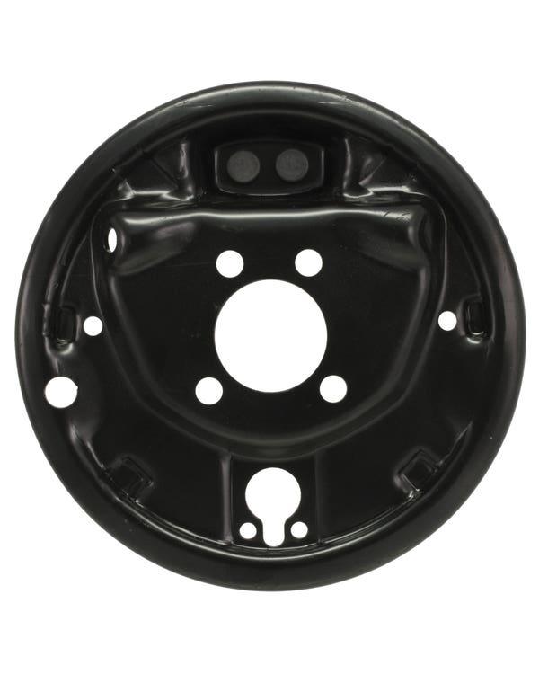 Rear Drum Brake Backing Plate Left