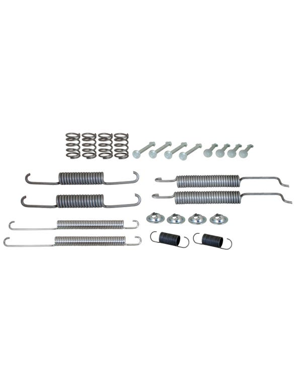 Rear Brake Shoe Fitting Kit