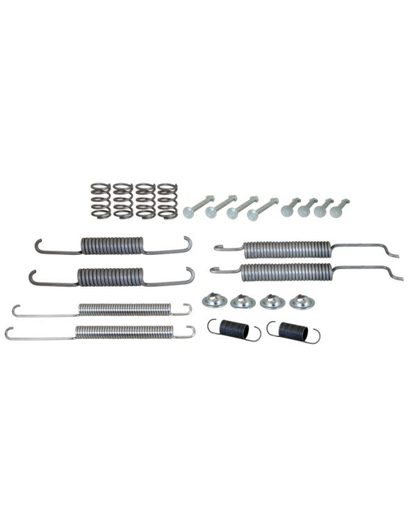 Rear Brake Shoe Fitting Kit