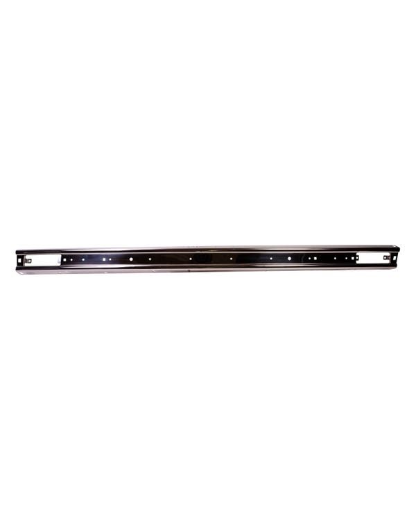 Front Small Bumper in Stainless Steel