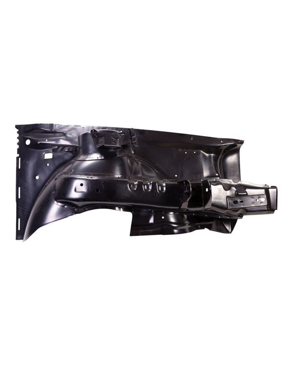 Vorderer Kotflügel, innen, links, inkl. Radkasten und Chassistütze