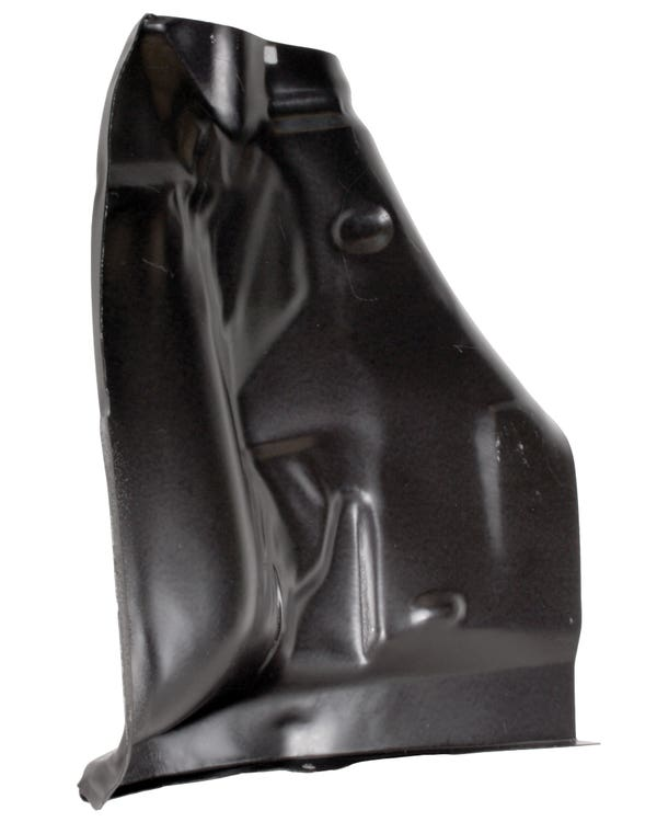 Reparaturblech, rechts, vorderer innerer Kotflügel
