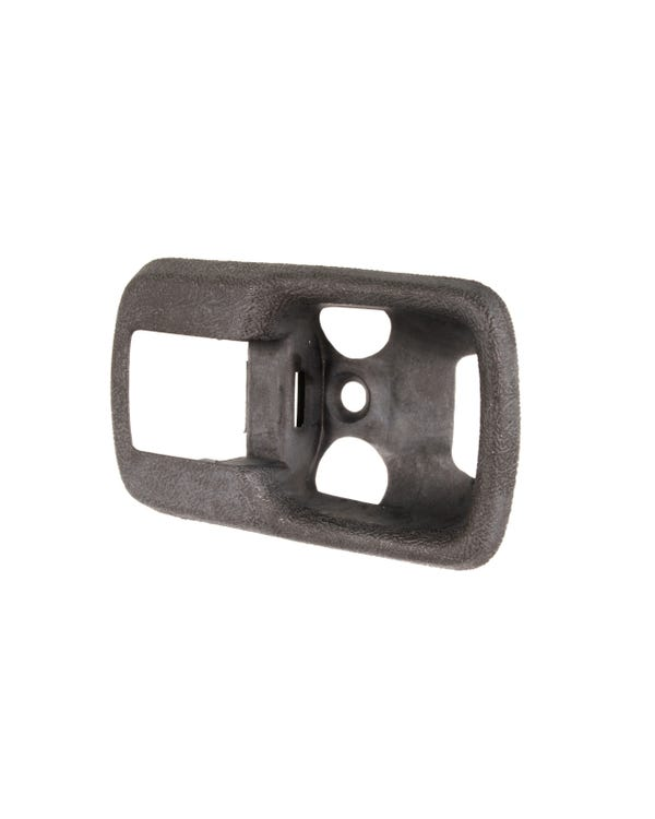 Interior Door Handle Surround Black