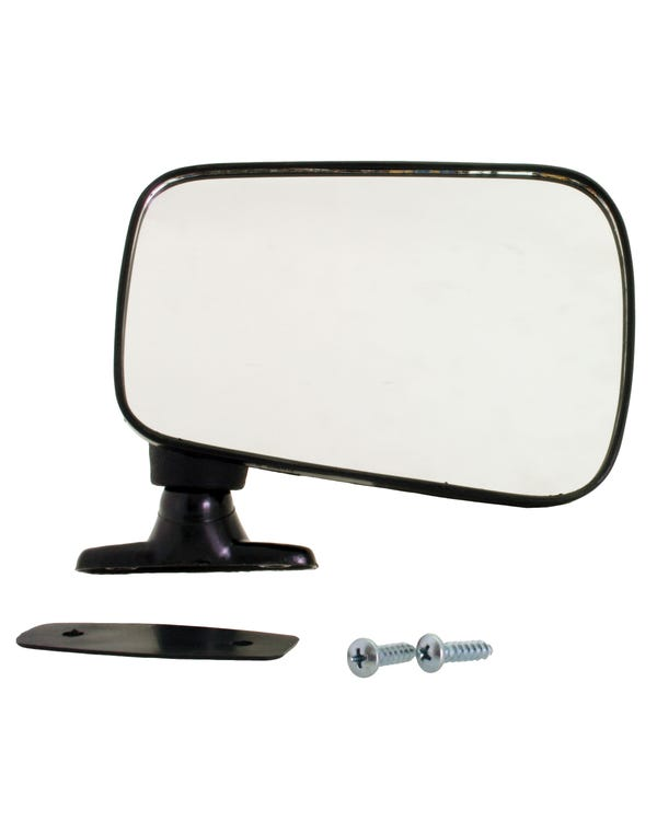 Wing Mirror Plastic Flag Right