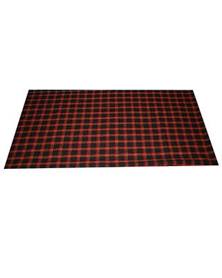 Series 1 GTI Fabric Red and Black Plaid