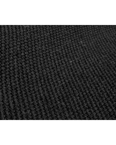 Seat Bolster Fabric in Black