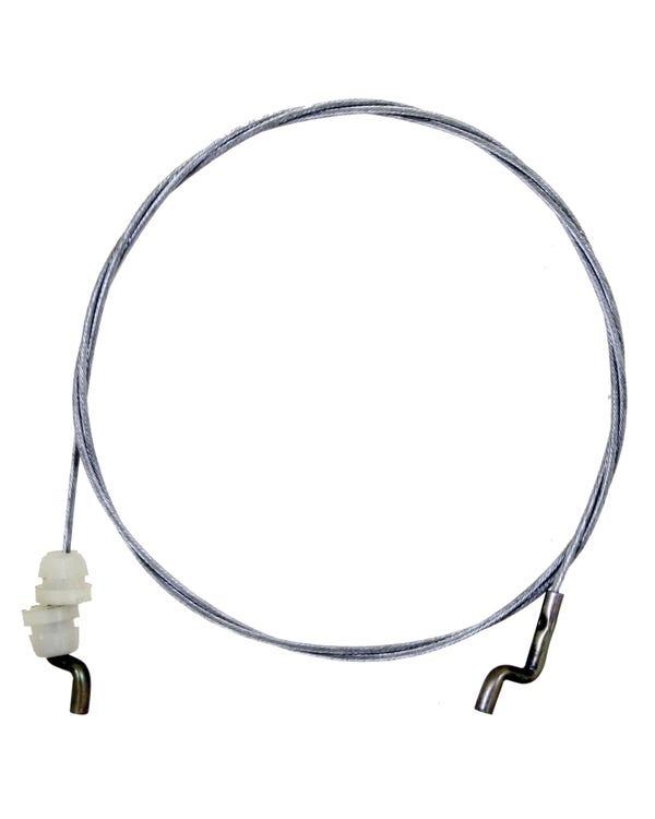Seat cable inner MK1 2 Door 765mm
