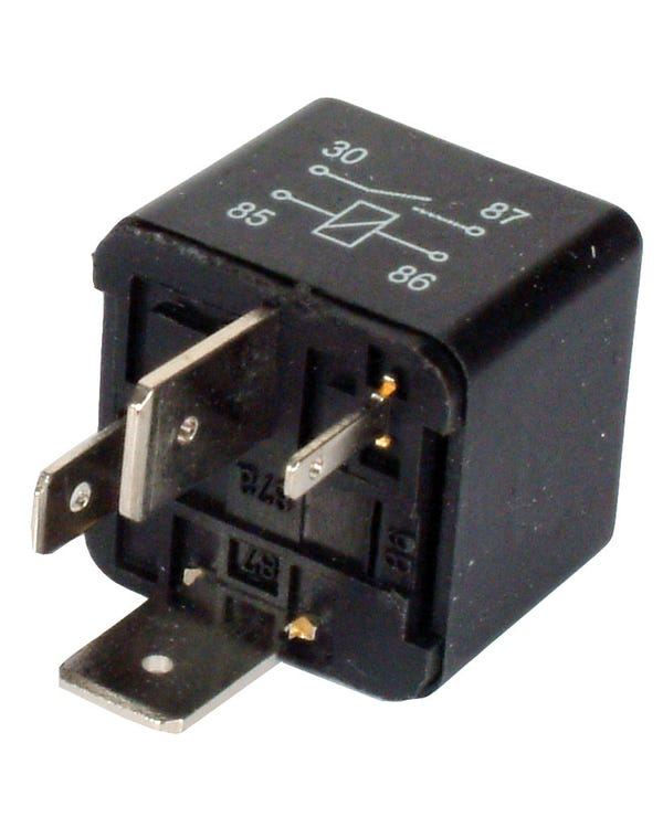 Intake Manifold Heater Relay for PD/2G/RH/GU/RF/EZ/HZ/RP Engine Code