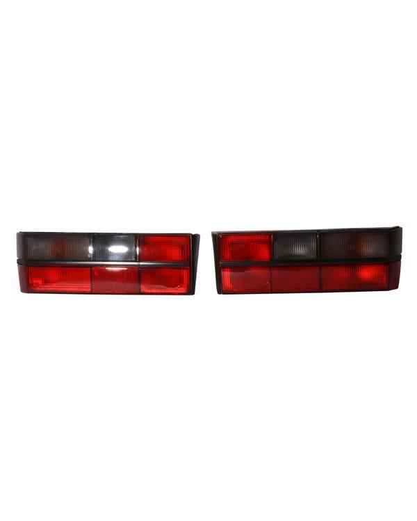 Rücklichtsatz, in rot und dunkel getönt, südamerikanische Spezifikation
