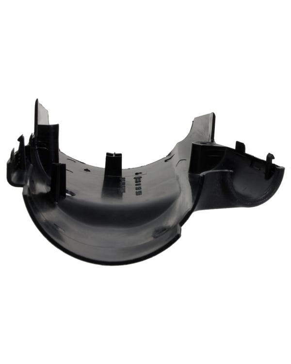 Lower steering column cowling (black) Mk1 Golf 76-84, Caddy 82-92