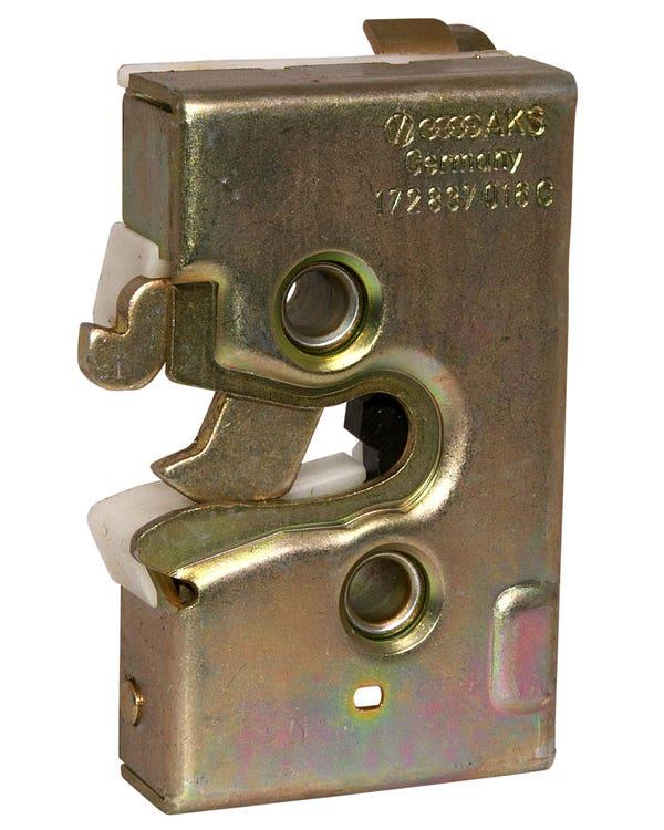 Mecanismo de bloqueo de puerta delantera derecha