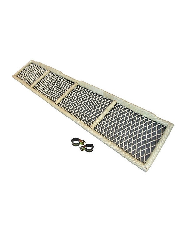 Parcel shelf, front, Bamboo style, Type 181/Thing