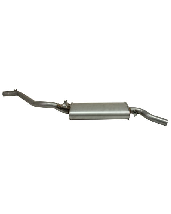 Exhaust Rear Silencer for 1.6 TD
