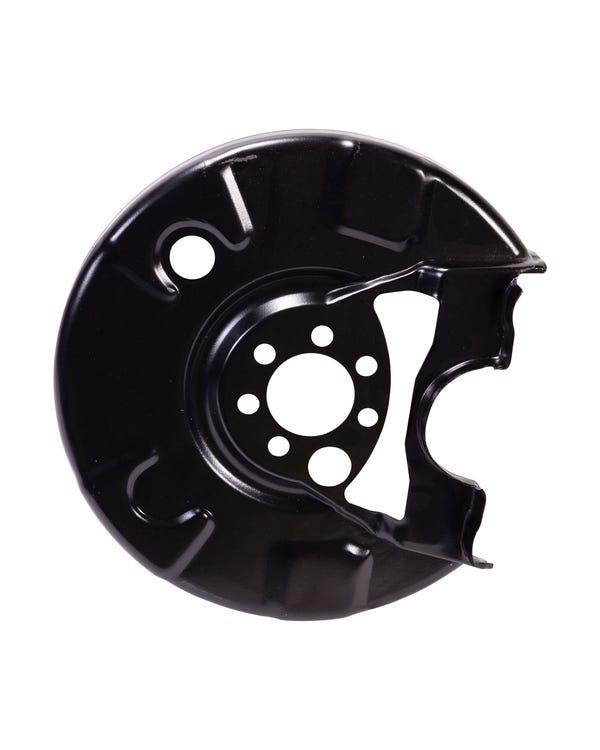 Backing plate for rear Rotors, Mk2 Golf/Jetta GTI 88-92, Left