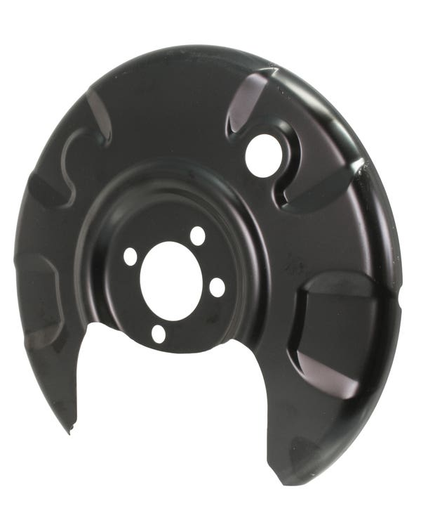 Brake Disc Backing Plate Rear Right