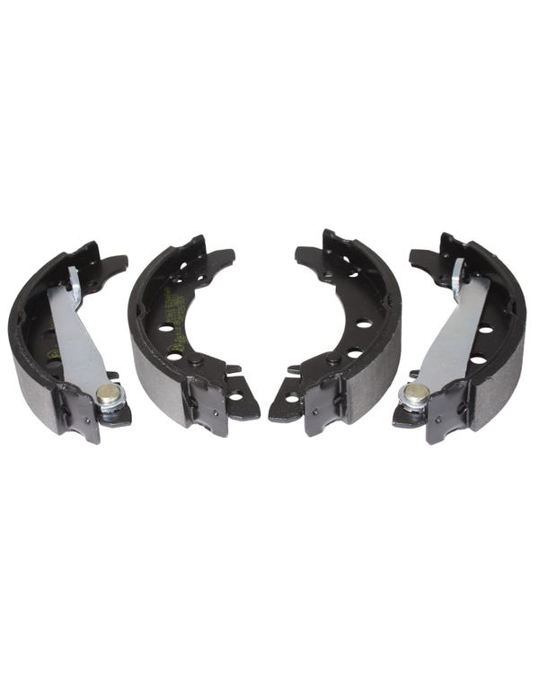 Rear Brake Shoes for 180x30 Drums