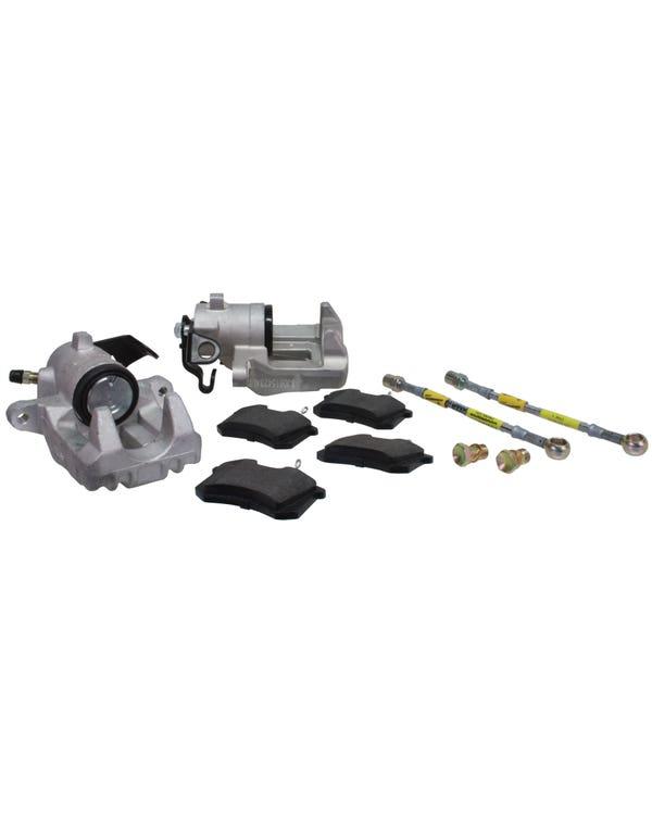 Rear Brake Caliper Conversion Kit Mk2 To Mk4