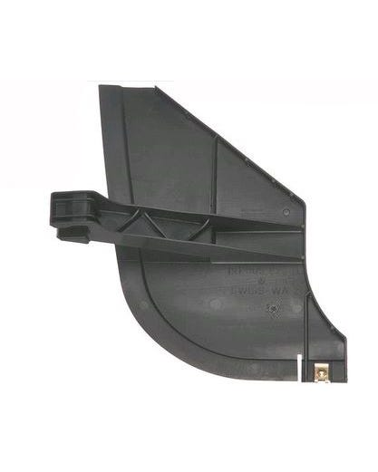 Front Air Guide Channel, Left, Big Bumper GL