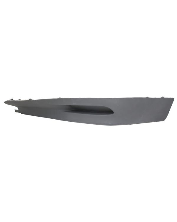 Front Lower Spoiler Half for Big Bumper GTI model, Left