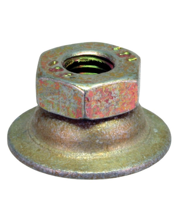 Door Check Strap Nut