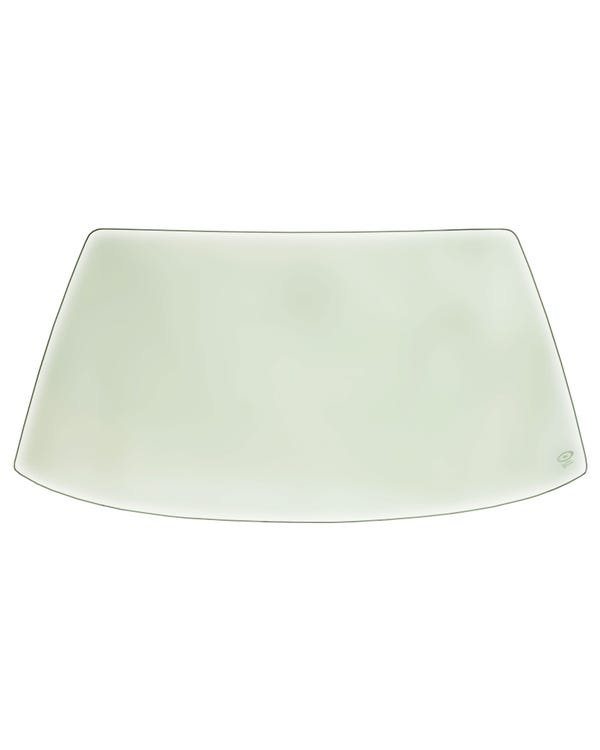 windshield, Green Tinted