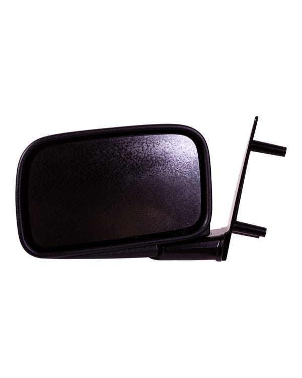 Wing Mirror Left for Left Hand Drive with Manual Adjustment