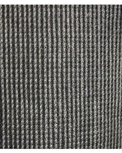 Seat Bolster Fabric Grey in color