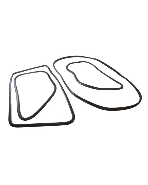 Plain Window Seal Kit 3 Door