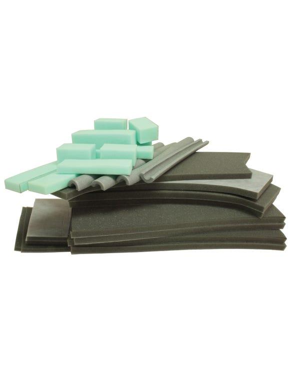 Foam Seat Pad Repair Kit for Front Sports Seat
