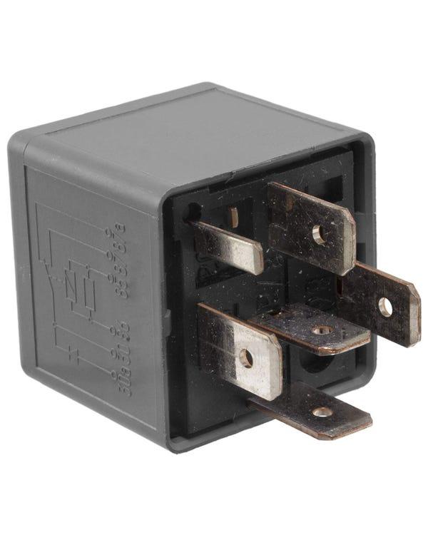 Relé de 12 voltios 40 amperios 6 terminales