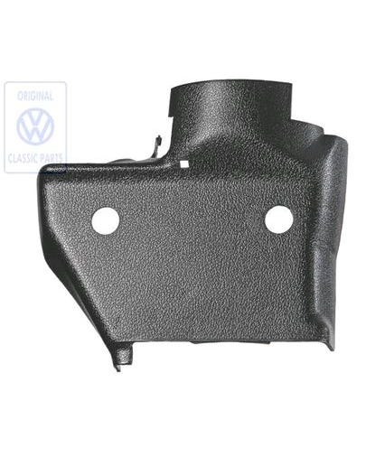 Steering Column Upper Cowling in Satin Black