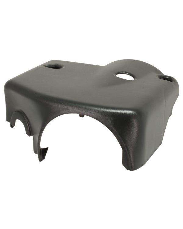 Steering Column Lower Cowling in Satin Black