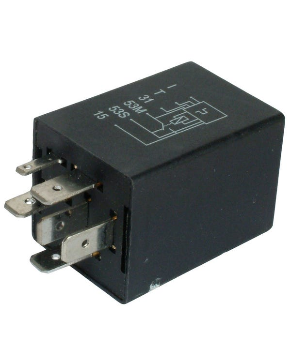 Rear Window Wiper Relay