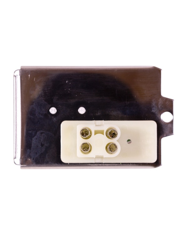 Heater Blower Motor Resistor for models with Air Conditioning