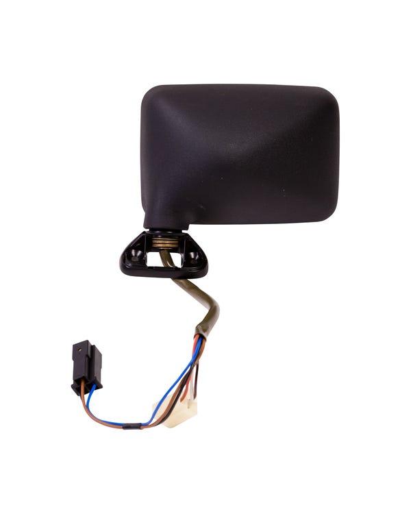 Retrovisor izquierdo para modelos con el volante a la derecha con ajuste eléctrico y espejo convexo calefactado