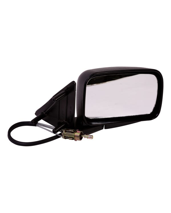 Wing Mirror Right for Right Hand Drive with Manual Adjustment