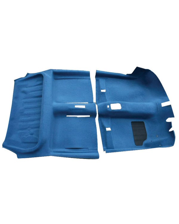 Carpet Set for 3 Door Right Hand Drive, Choose Colour