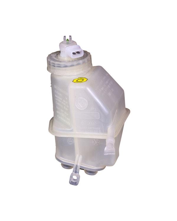 Depósito liquido de frenos para embrague hidráulico. volante a la derecha