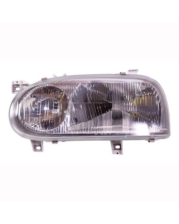 Twin Headlight, Left Side on GTI models