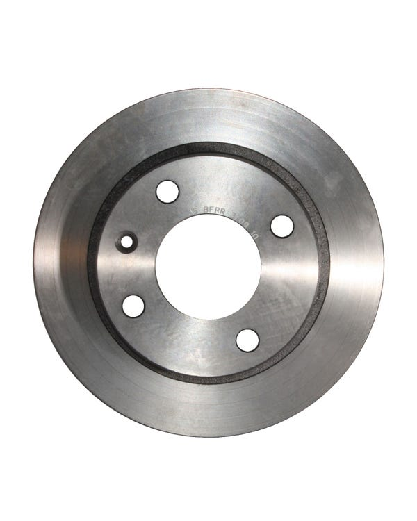 Front Brake Rotor Mexican Specification