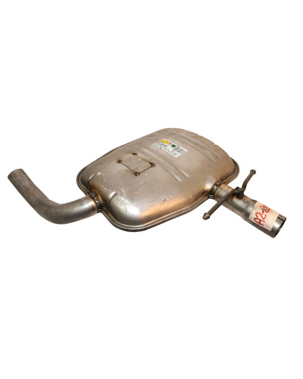 Centre Section Exhaust Silencer