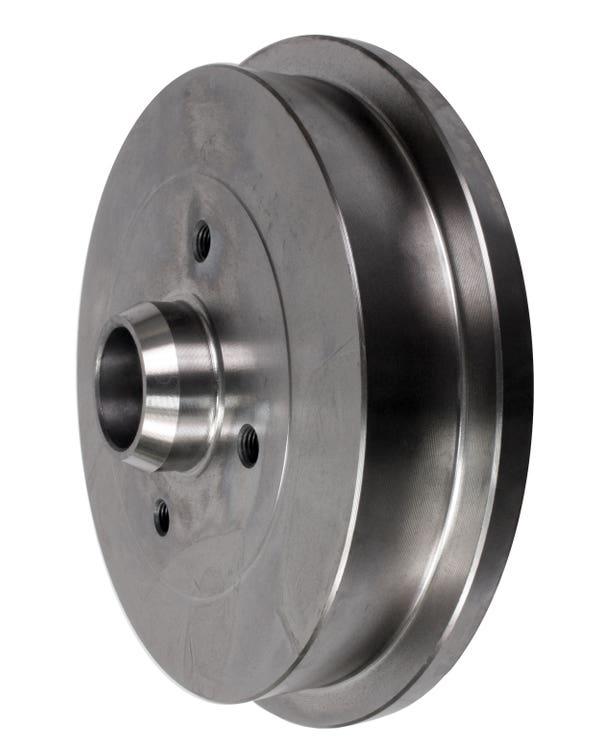 patrón de pernos 4x100 para tambor de freno trasero, 200x400mm