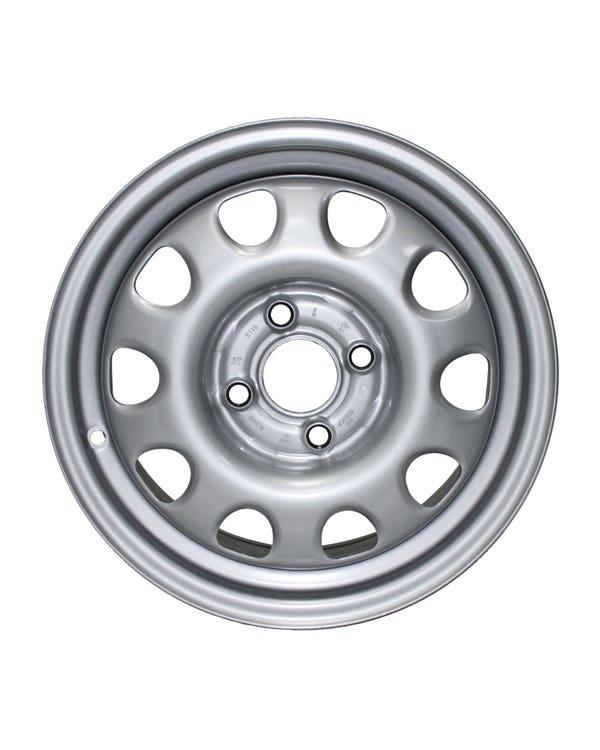 G60 Style Steel Wheel 6Jx14'' ET45 4x100 Stud Pattern