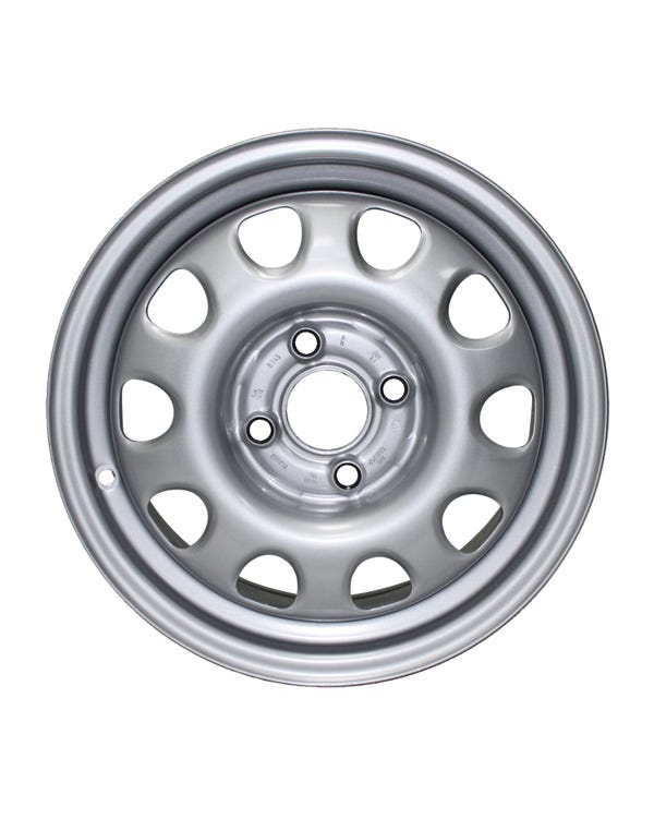 G60 Style Steel Wheel 6Jx14'' ET45 4x100 Stud Pattern