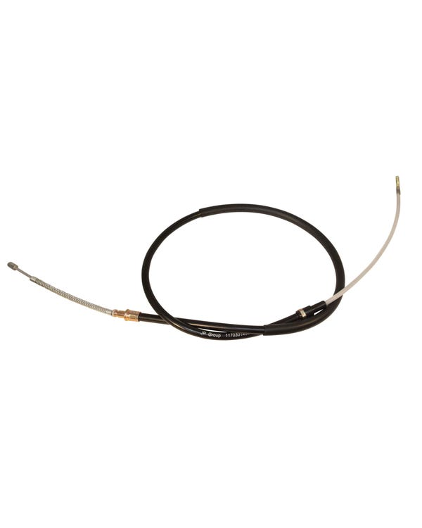 Emergency Brake Cable for Drum Brakes