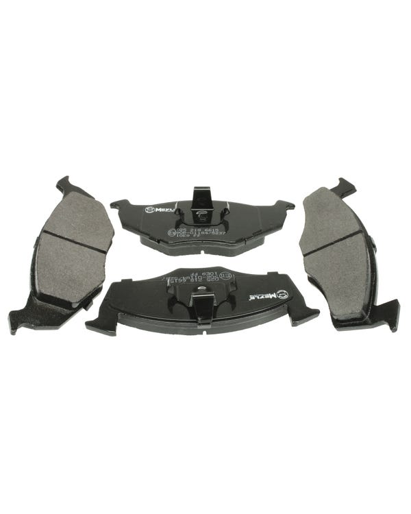 Brake Pad Set for 239x12mm Brake Discs