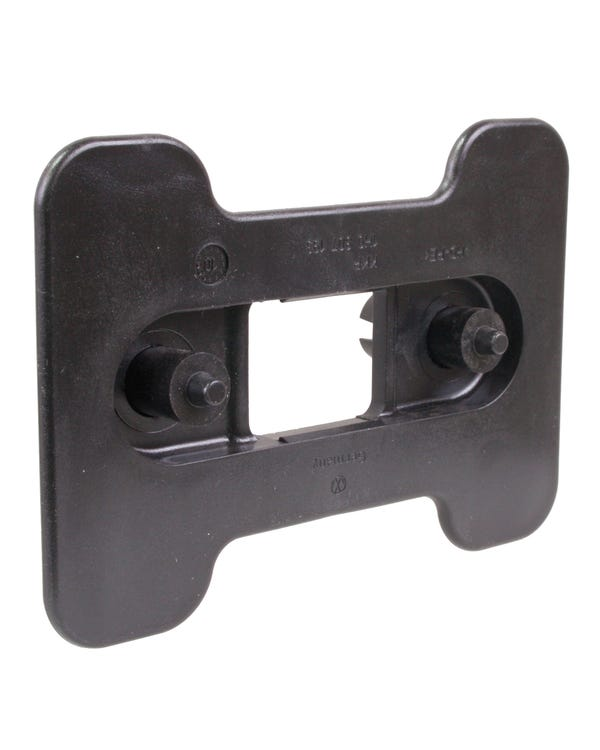 Retaining Clip for Bumper Corners