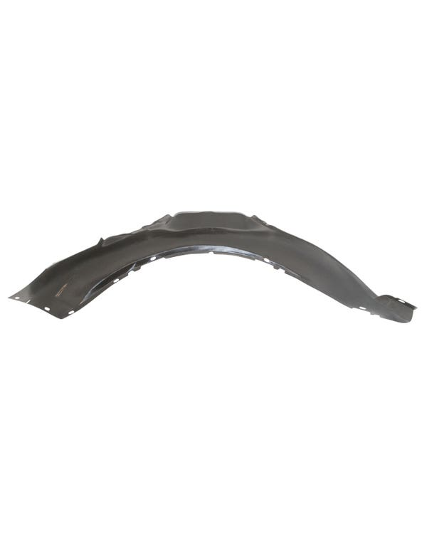 Revestimiento de arco de rueda de plástico delantera derecha