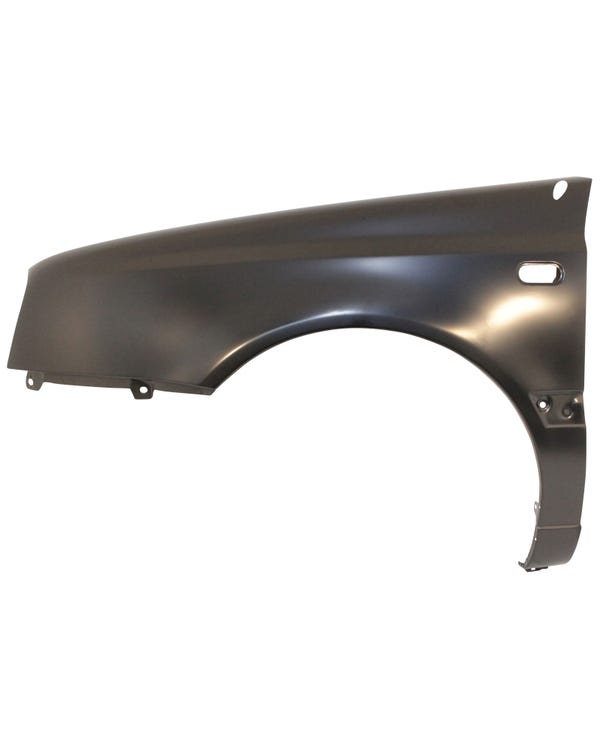 Front fender with Aerial Hole, Left