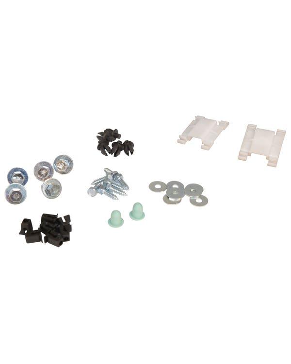 Kit de montaje de alerones delanteros